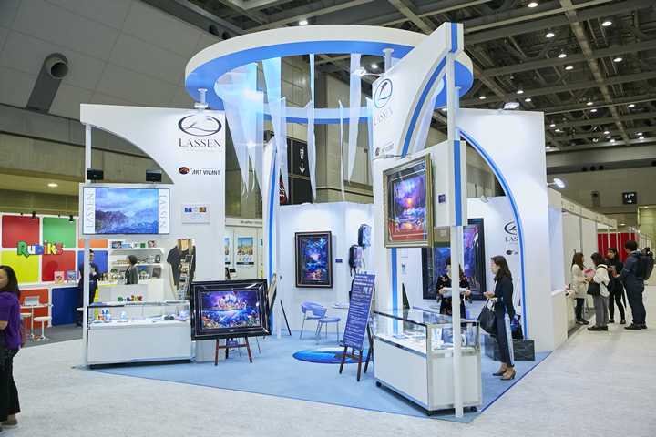 Exhibition Booth Size : Exhibition fee licensing expo japan rd th sep tokyo